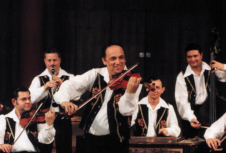 14.4.16 • Antal Szalai & Orchestra Tzigana di Budapest • Veneto Jazz