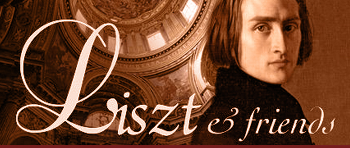 2015 | Liszt & friends - Chamber Music Festival in Rome