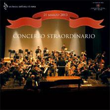 Concerto Straordinario per l'Emilia