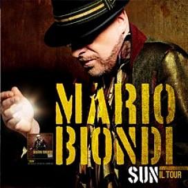 MARIO BIONDI - SUN Il Tour