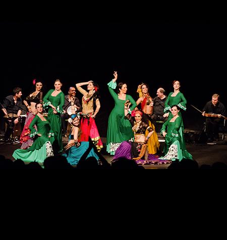 21.5.16 • Compagnia Algeciras Flamenco • Auditorium Parco della Musica