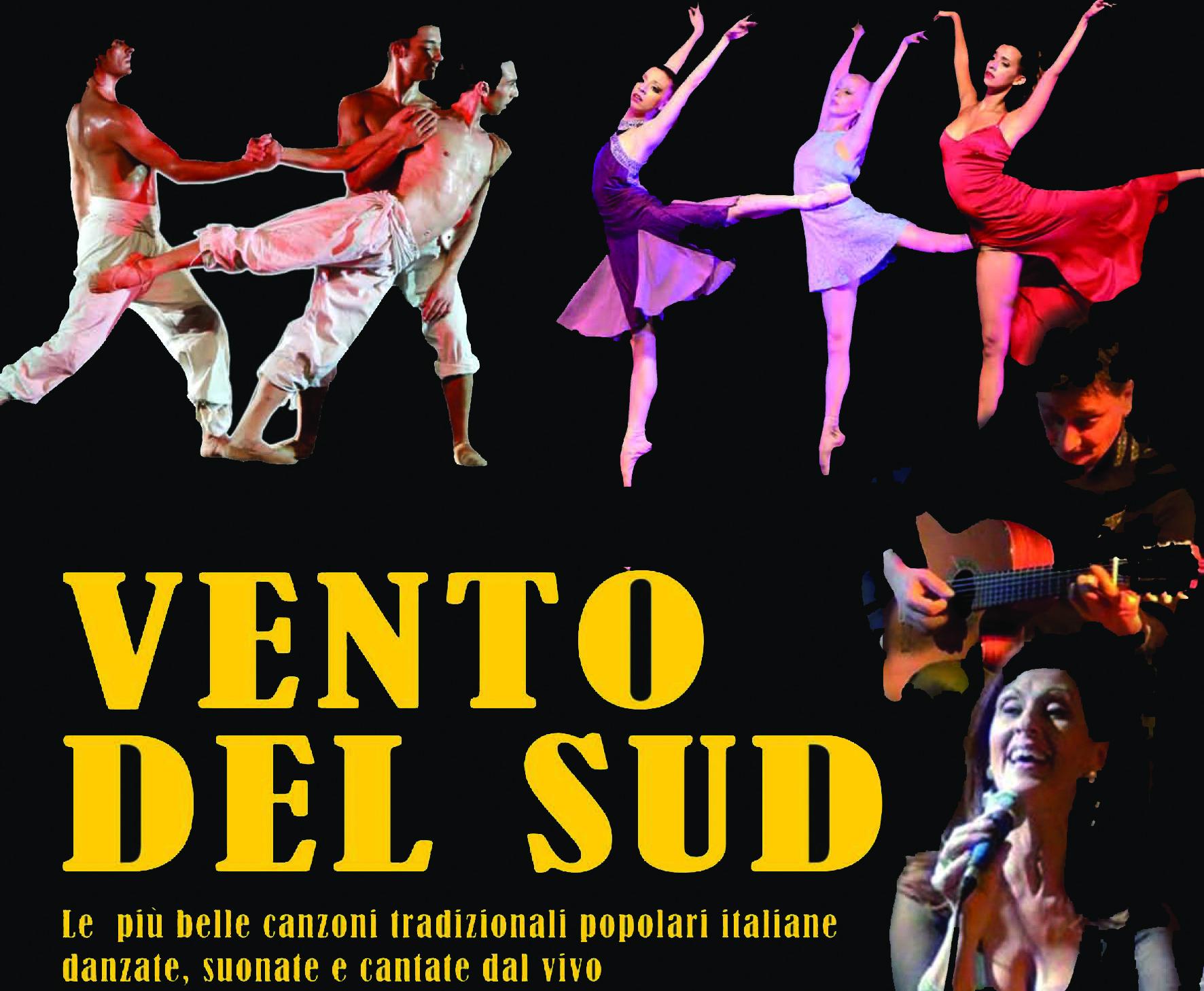 3.1.17 • Vento del Sud • Auditorium Parco della Musica • Sala Sinopoli