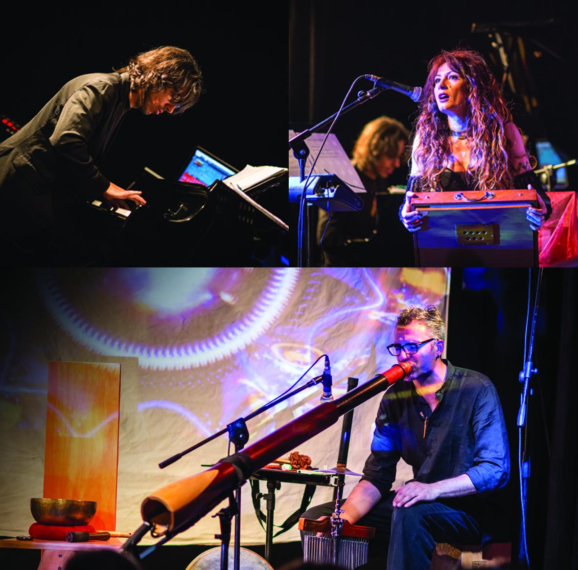 11.11.17 • TUPA RUJA • Auditorium Parco della Musica